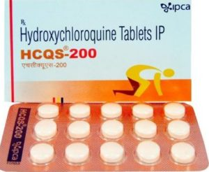 hydroxychloroquine-tablet